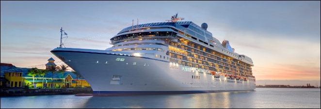 Oceania Marina Nassau